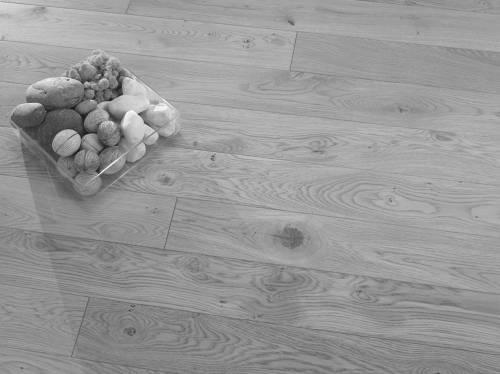 Kährs - Eg Plank Hvid mat lak (Oak White)