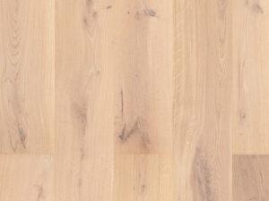 Timberman Wideplank XL Eg country børstet ultramat lak. Hvid