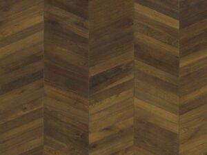 Kährs sildeben - Eg Chevron Dark Brown