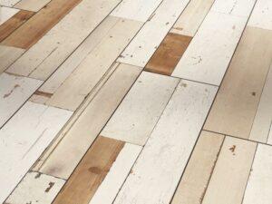 Parador Brushboard white silkemat struktur