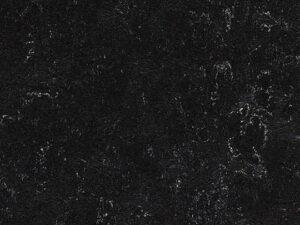 Linoleum gulv - Black