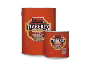 Timberex Wax Oil 0,2 L