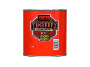 Timberex - Hard Wax Oil Matt Clear 0,2 L