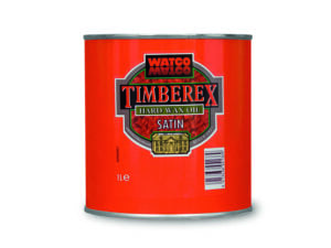 Timberex - Hard Wax Oil Satin Clear 0,2 L