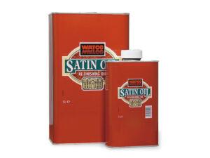 Timberex - Satin Oil White