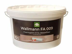 Fixeringslim FA 009 - SL tæppefliser (Bitumen,PVC,PUR)