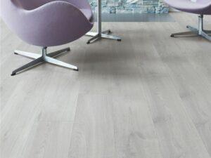 Pergo Modern Planke - Kalket grå Eg