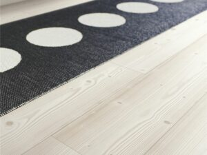Pergo Modern Planke - Børstet Hvid Eg