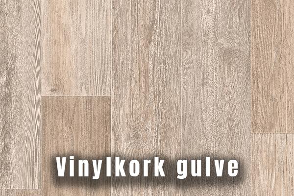 Vinylkork-gulve